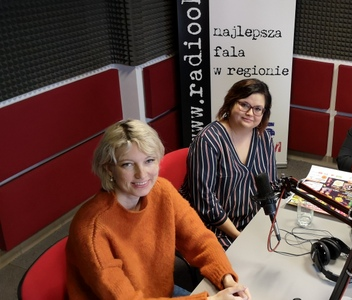 Małgorzata Szafrańska gościem Radia OKO