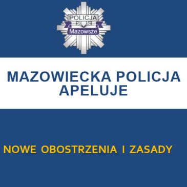 Mazowiecka Policja apeluje