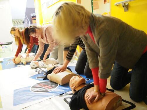 Szkolenie - pierwsza pomoc przedmedyczna